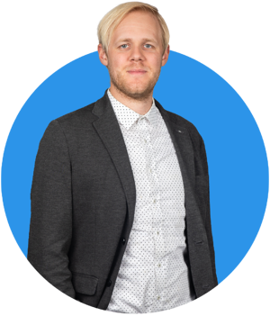 Petter Lundqvist InfoCaption