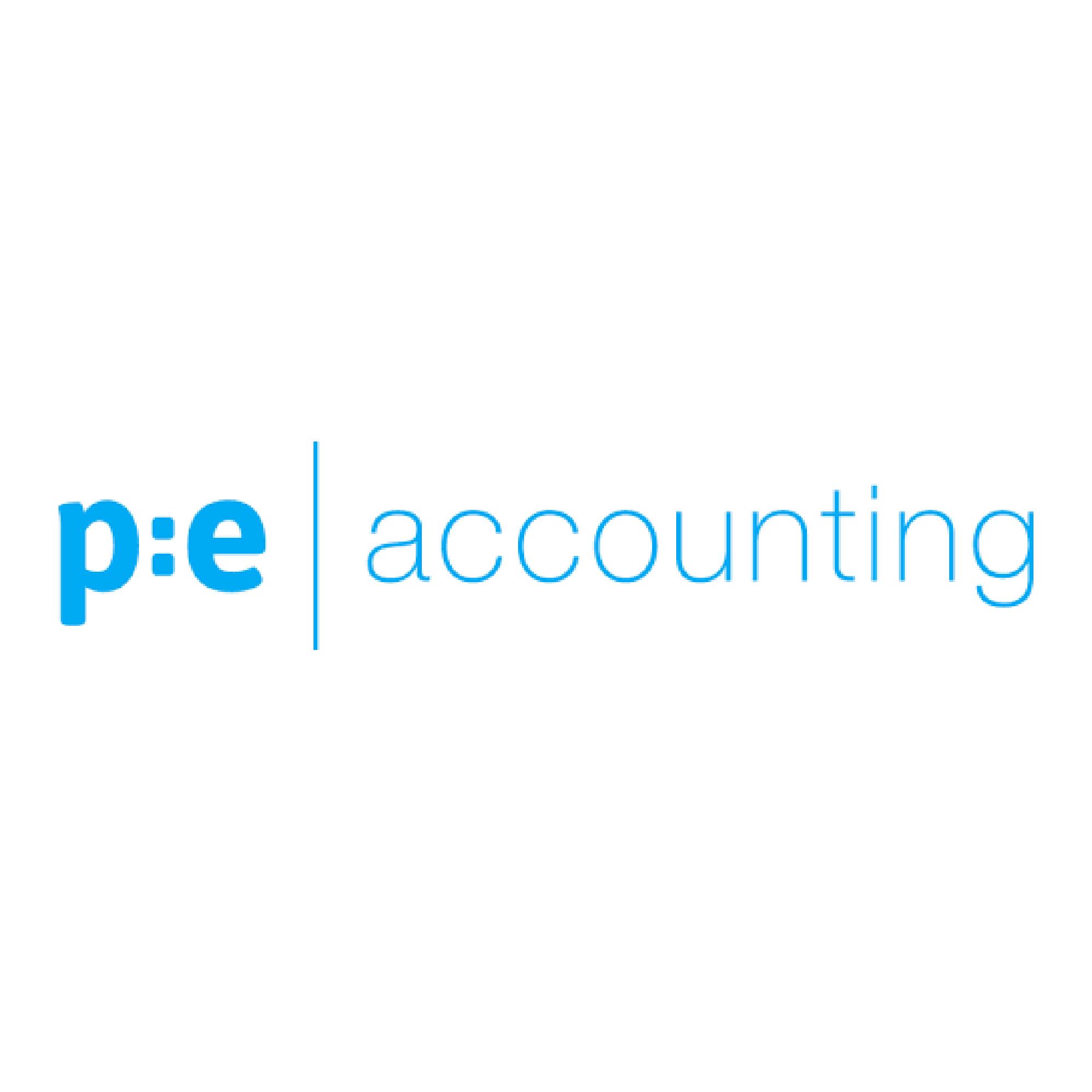 PE Accounting logotyp